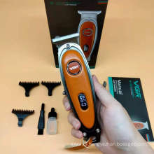 2021 New VGR V263 Professional Rechargeable Hair trimmer Electric Cordless Hair Clipper For Men