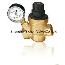 Valve de réduction de pression d'eau