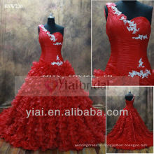 RSW230 Red Christmas Wedding Dresses