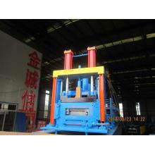 Perfil de canal C que forma la máquina para el material del grueso de 3m m