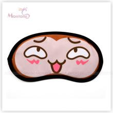 Máscara de ojos de dibujos animados de 10 * 30 cm (material de poliéster pongee)