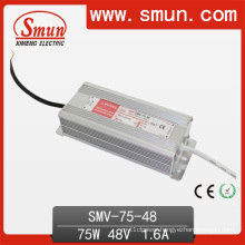 Smun Warerproof 75W 48V LED Driver with 2 Years Warranty