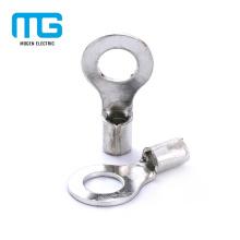 Terminaux nus d'anneau de cuivre de vente directe pour le chauffage électrique de différents types