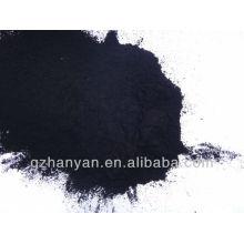 Carbón activado activado, carbón activado a base de madera