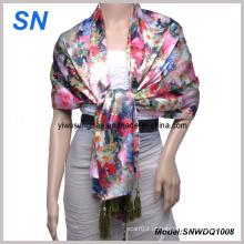 2013 Moda Seda Satin Scarf 1008