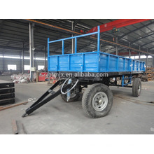 7CX-8 8wheel 8ton trailer with CE certificate