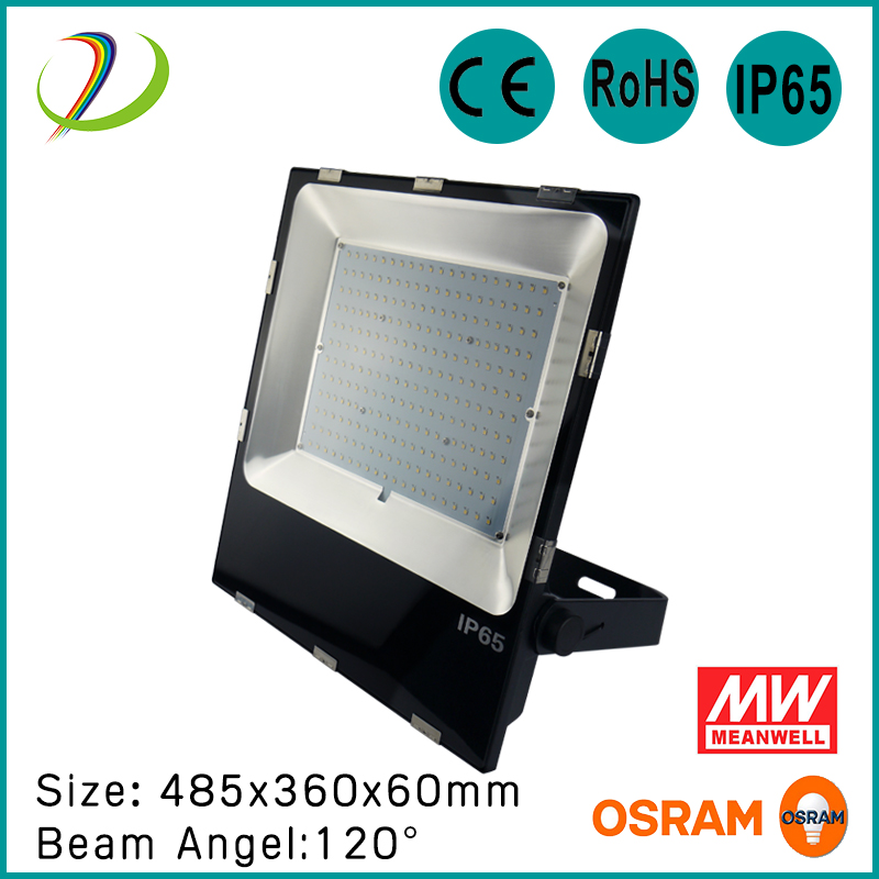 Outdoor IP65 LED Floodlight 200 วัตต์