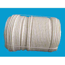 6mm-50mm PP/Polyester 8-Strand Twisted Rope