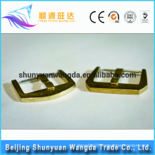 Promotional new trendy watch parts manufacturers supply high quality buckle for watch clasp