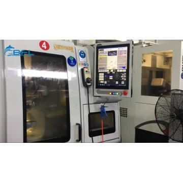 Herramienta de fresado de aluminio de carburo sólido BFL, laminador de aluminio, sin recubrimiento para fresado CNC