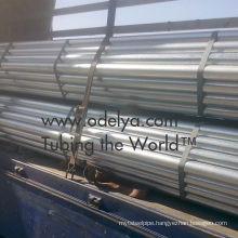 Galvanised Steel Tubing