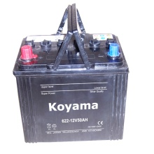 622-12V50Ah-Car Battery for South Africa