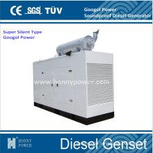 Small Silent Generator Set Canopy Genset (HCM)