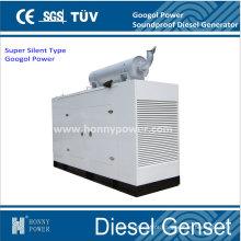 Pequeno conjunto de geradores silenciosos Canopy Genset (HCM)