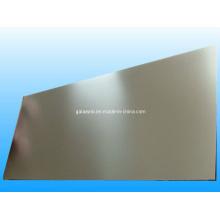 Hoja de aleación de titanio de ASTM B265 Gr9