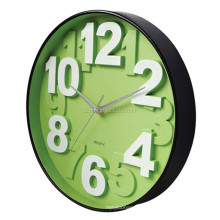 11'inch Hot 3D Wall Clock for Gift Promotion