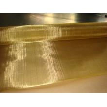 CE y SGS marcan el acoplamiento de alambre de cobre amarillo