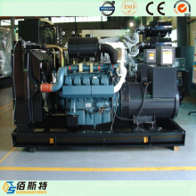 Volvo 125kVA Remolque Generador Diesel Móvil
