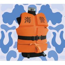 Chaleco antibalas de flotación UHMWPE para marina de guerra