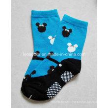 Bonne qualité chaussettes en coton