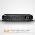 Amplificador integrado de zonificación de audio usado del sistema de sonido público
