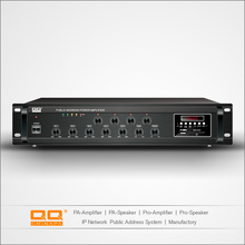 Serie interna de MP3 y Tuner 5 Zone Integrated Amplifier