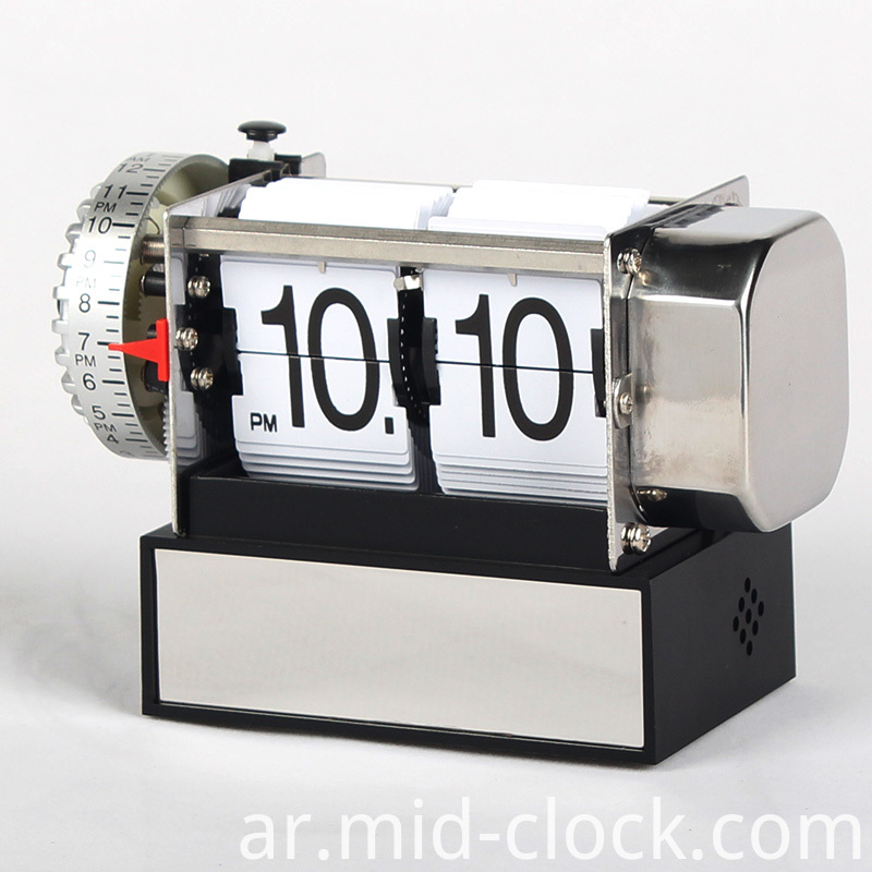 Desk Clock Mirror