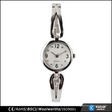 Relojes de lujo de la inspección de la calidad de los woolworths señoras, reloj de la pulsera de la manera