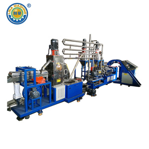 PVC Plastic Automatic Extrusion Pelletizer