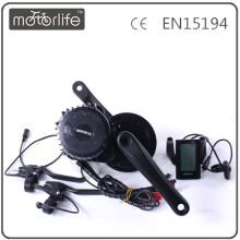 Bafang Mid Drive Motor Kit zum Verkauf Günstige BBS Kit mit 68mm 100mm 120mm BB auf Lager