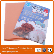 Wateproof Needle Punched Nonwoven Fabric Pet Mat