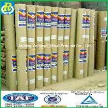 4x4 soldado malha de arame / 6x6 concreto reforçando malha de arame soldado (china alibaba)