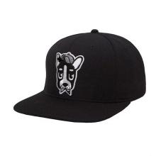 Beige Strapback Plain Black Snapback Baseball Cap