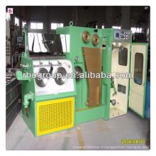 22DT(0.1-0.4) machine de cuivre de tréfilage fine avec ennealing (vent de câble)