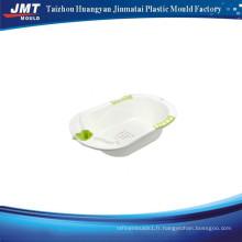 export injection en plastique bébé baignoire baignoire moule
