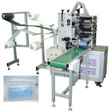Preço de fábrica máscara de solda ultra-sônica automática completa que faz a máquina