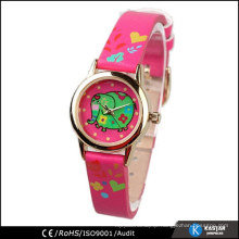 colorful cute cartoon kids hand watch quartz movement