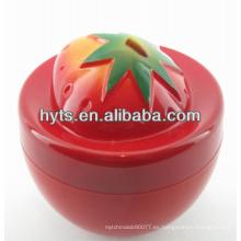 tarros cosméticos de cerámica