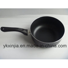 Kitchenware Aluminum Non-Stick/Ceramic Milk Pot Cookware