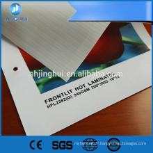Bannière nationale de tissu de toile de coton de 3.2 * 50m pour des affiches
