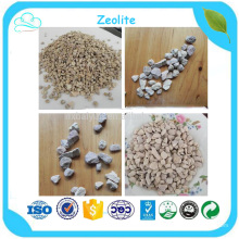 Matériel de filtre de poudre de zéolite de prix bon marché
