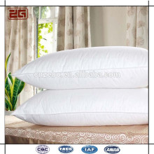 Cotton Pillow Cover Microfiber Filling Pillows Soft Custom Pillow Inserts