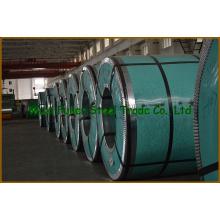 Холоднопрокатная Нержавеющая сталь 310s свертывается спиралью на складе
