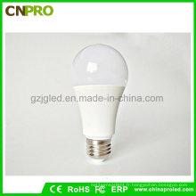 Fabriqué en Chine Super lumineux LED 9W ampoule SMD2835 éclairage