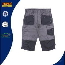 Hound resistente Multi bolsillo artesano Shorts caqui negro