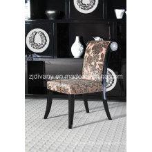 Móveis de estilo neo-clássico de tecido de madeira jantando a cadeira (LS-309)