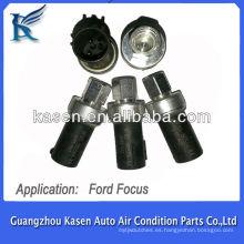 Sensor de transductor de alta presión de aire acondicionado para Ford Focus