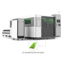 Carbon Steel Cutting CNC Fiber Laser Machine