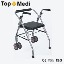 Aluminum Frame Two-Way Walking Aid Walker