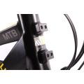 2018 36v750w Bafang Mid Drive neues Design elektrisch, billig motorisiertes Fahrrad, Fett Reifen elektrisches Fahrrad